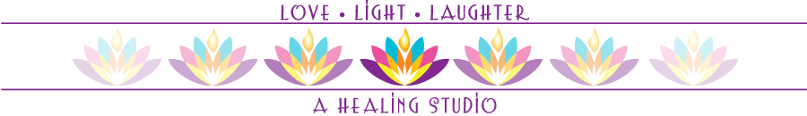 Love Light Laughter A Healing Studio logo