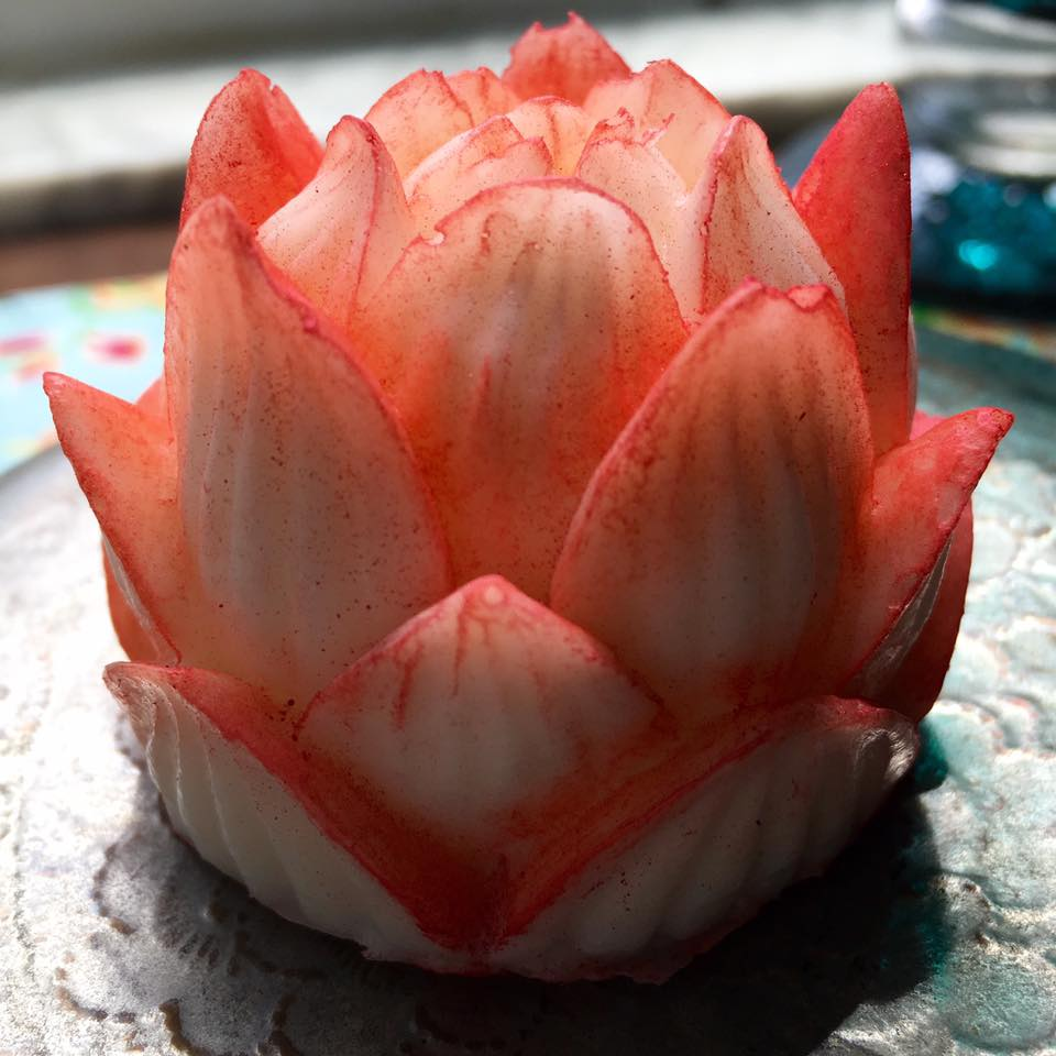 Lotus flower love light laughter a healing studio lotus flower izmirmasajfo